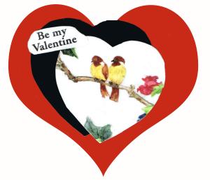 Valentine's Day card 2011