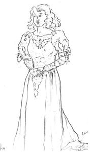Wedding Dress 1 - Carrie ©