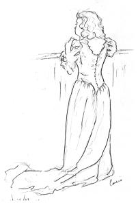 Wedding Dress 3 - Carrie ©