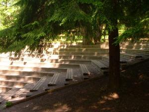An Amphitheater! Do I hear Shakespear?  - Carrie ©