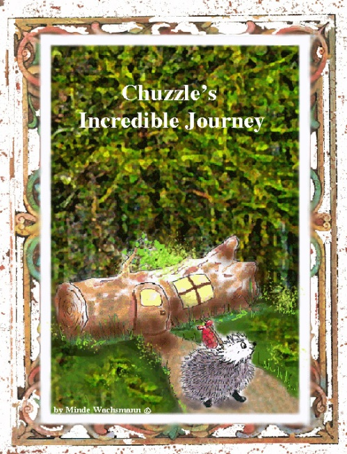 Chuzzle cover blog