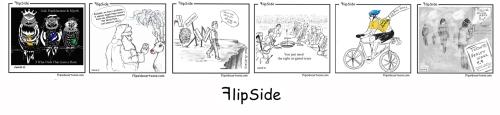 1st strip of 6 cartoons 01 2013