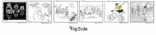 1st strip of 6 cartoons 01 2013