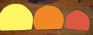 3 suns colored