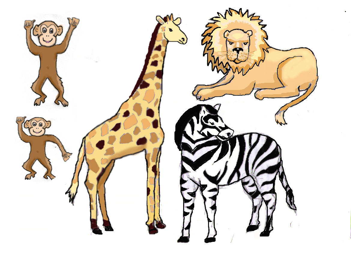 lion and giraffes Lions and giraffes and impalas, oh my kimberly vanderwaal, currently a  research associate in the department of veterinary population medicine, began.