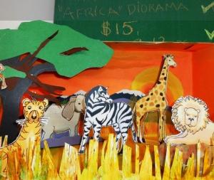 Safari Diorama crop