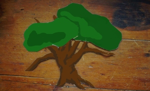 Tree colored 1