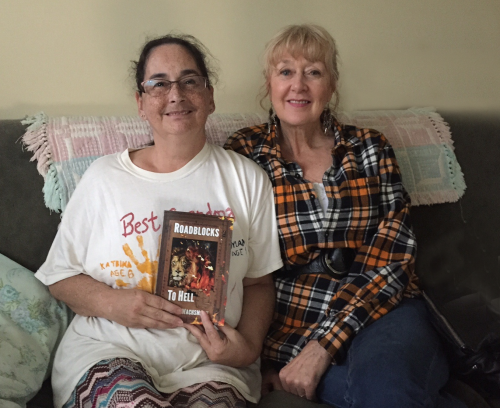 Patricia and Carrie 2015 oct.