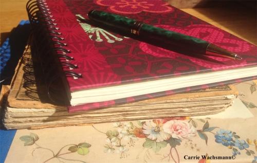Writing memoirs c
